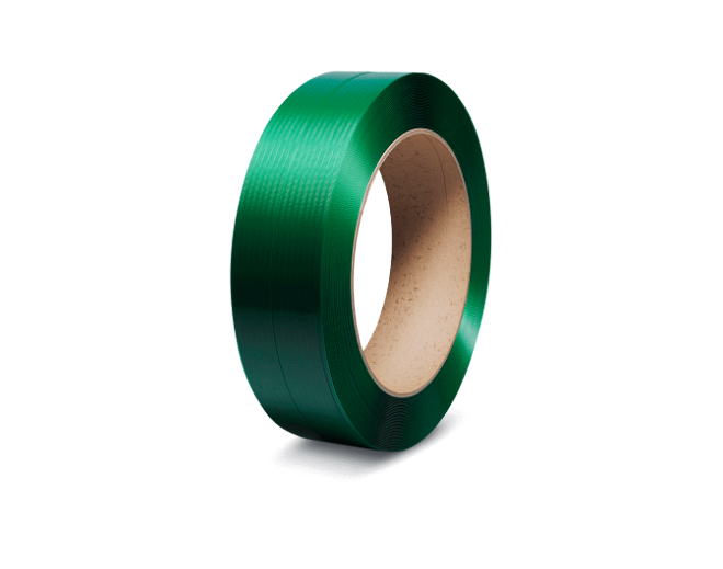 Packing polyester strapping tape